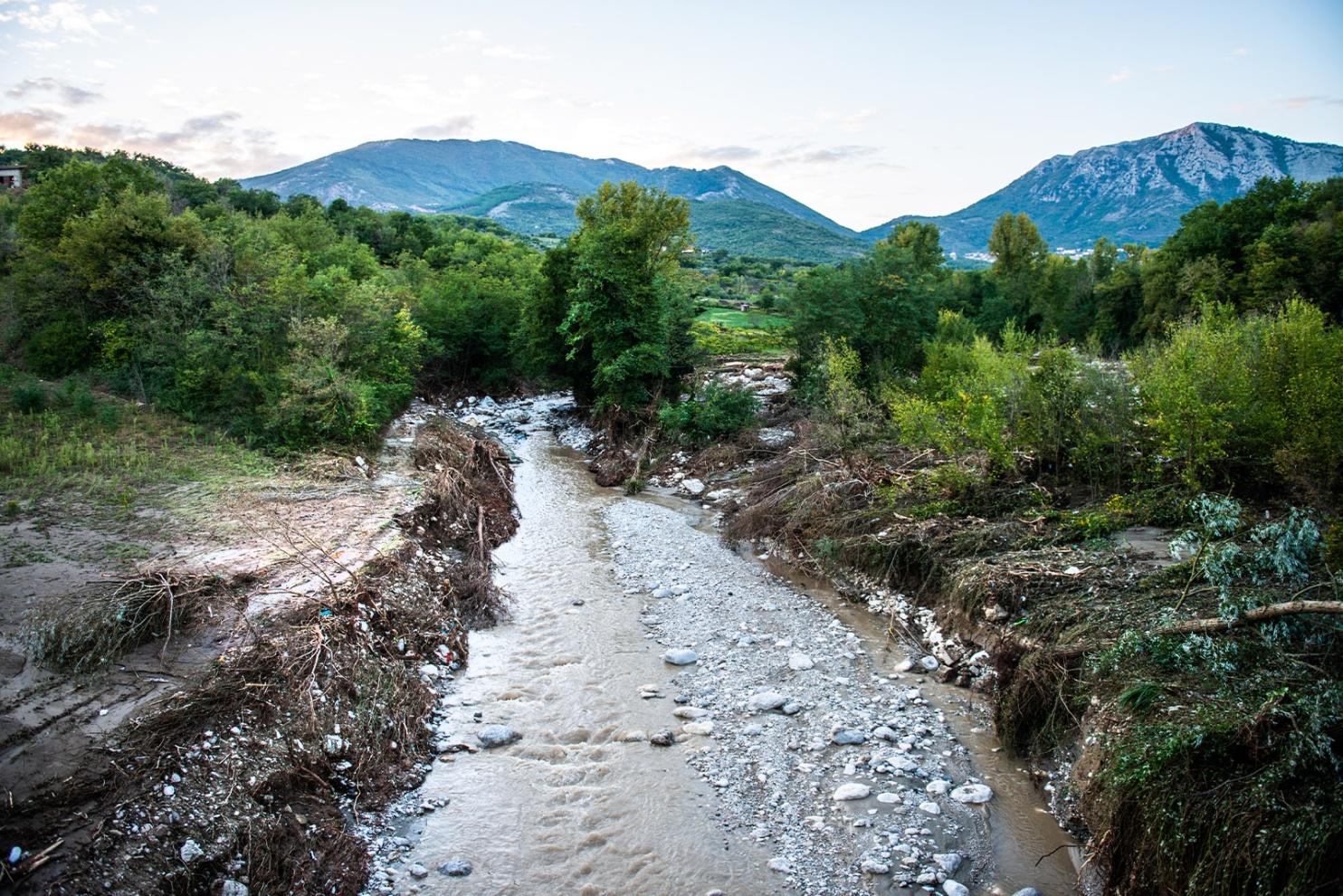 Alluvione Sannio