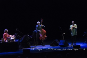 Dave Holland Cross Current Trio, Auditorium 6/11/2019
