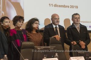 Roma 11/12/2019 Conferenza stampa Artisti In Residenza