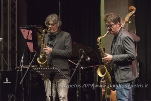 The House Band, Umbria Jazz Winter 2019, Orvieto Palazzo dei Sette 28/12/2019