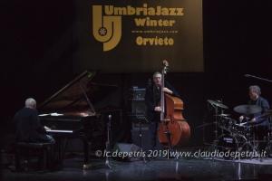 Danilo Rea Trio Umbria Jazz Winter 2019 Orvieto Teatro Mancinelli 28/12/2019