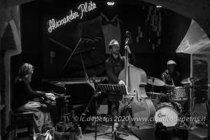 Stefania Tallini Trio, Alexanderplatz 30/1/2020