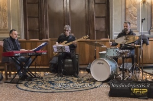 Lucrezio De Seta Trio Albano Jazz, 9/2/2020