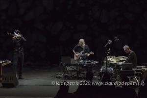 Michele Rabbia Trio Auditorium 29/2/2020
