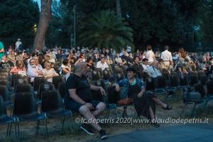 Peppe Barra, Casa del Jazz 10/7/2020