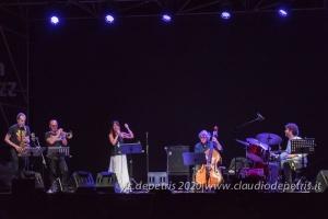 Paolo Damiani Unit, Casa del Jazz 13/7/2020