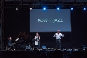 Riccardo Rossi Casa del Jazz 14/7/2020