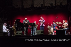 "Bosso-Girotto ""Latin Mood"" Casa del Jazz 20/7/2020"