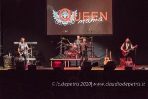 I Concerti nel Parco: QueenMania 2/8/2020 Casa del Jazz