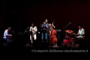 "Francesco Cafiso ""Confirmation"", Casa del Jazz 3/8/2020"