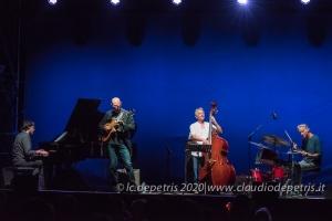 Fabio Zeppetella 4th Casa del Jazz 29/8/2020
