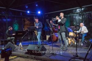 Gegè Munari 5th + Jam Session, Casale Santa Maria Nova, 2/10/2020
