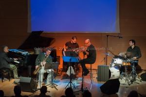 animali urbani quintet - casa del jazz 1/12/2012