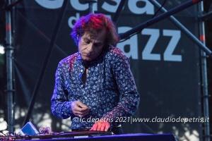 Nicola Conte DJ Set, Casa del Jazz 12/6/2021