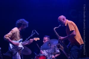 MAT (Allulli, Diodati, Baron) Casa del Jazz: 18/6/2021.