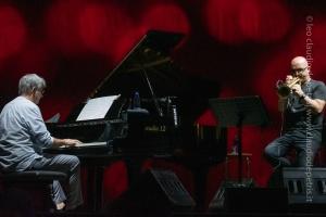 Giovanni Falzone-Glauco Venier, Casa del Jazz 26/6/2021
