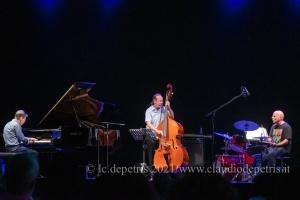 Fred Hersch Trio, Casa del Jazz 5/7/2021