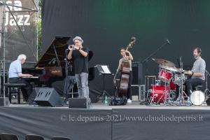 Franco D'Andrea &Dave Douglas Casa del Jazz 18/7/2021