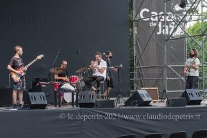 """Avishai Cohen """"Big Vicius"""" band, Casa del Jazz 24/7/2021"""