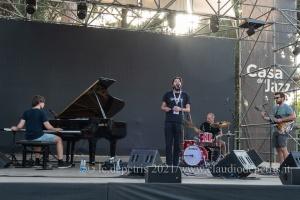 Salvador Sobral, Casa del Jazz 28/7/2021