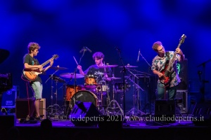Matteo Mancuso Trio, Casa del Jazz 5/8/2021