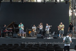 Sara Jane Ceccarelli, Casa del Jazz 5/8/2021