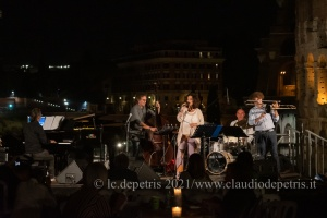 Susanna Stivali 4th: Omaggio a Wayne Shorter, Parco del Celio 7/9/2021