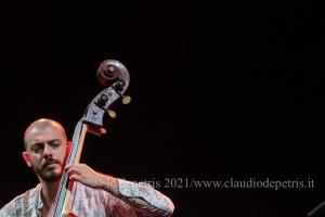 Jacopo Ferrazza, Casa del Jazz 14/9/2021
