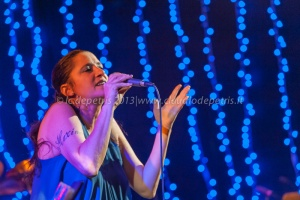 "carolina brandes ""flowers of the deeper soil"" villa celimontana 11/8/2013"