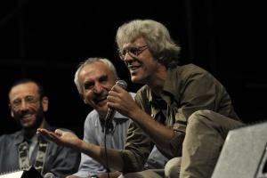 "stewart copeland ""strange things happen"" casa del jazz 24/6/2011"