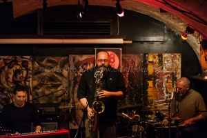 "marco colonna trio live ""mc3"", 28DiVino 10/4/2014"