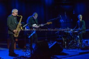 Michele Rabbia Trio, Auditorium Parco della Musica, 20/5/2015