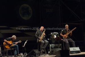 Michael Rosen Trio in concerto alla Casa del Jazz 15/8/2015