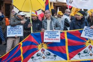 Marcia in difesa del clima, Roma 29/11/2015