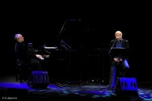 """g.paoli-d.rea """"due come noi che"""" auditorium parco della musica 26/12/2011"""