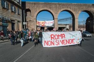"""""""Roma non si vende"""", 19/3/2016"""