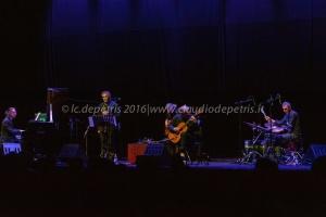 """Javier Girotto e gli Aires Tango presentano """"Duende"""" Auditorium, 16/4/2016"""