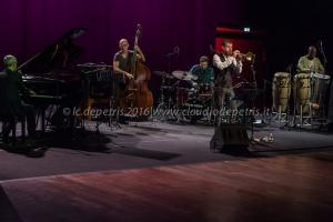 Enrico Giaretta live all'Auditorium Parco della Musica, 20/4/2016