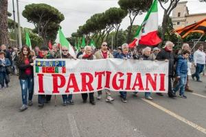 Ieri partigiani, oggi antifascisti 25/4/2016
