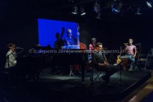 Elga Paoli al Teatro Keiros, 21/4/2016