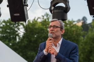Roberto Giachetti comizio conclusivo 17/6/2016