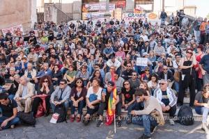Assemblea pubblica piazza del Campidoglio 4/10/2016