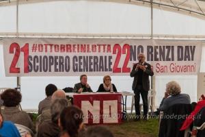 No alla controriforma costituzionale del governo Renzi 21/10/2016
