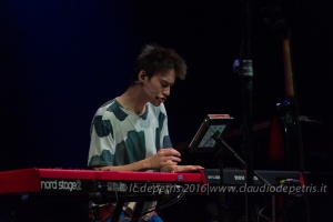 Jacob Collier in concerto, Auditorium 9/11/2016