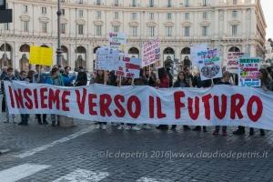 Proteggiamo le persone non i confini, Roma 17/12/2016