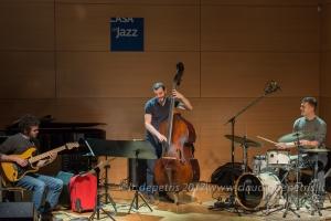 """Jacopo Ferrazza Trio """"Rebirth"""", 3/2/2017"""