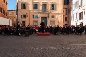 Concerto della Banda di Roma Capitale, 11/3/2017