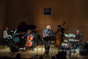 Dave Schroeder 5tet alla Casa del Jazz, 26/5/2017