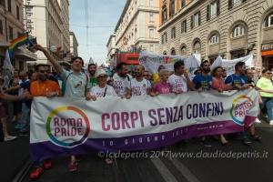 Roma: Gay Pride 2017