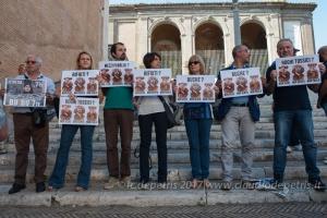 Roma: proteste contro il sindaco Virginia Raggi